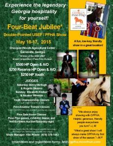 Four-Beat Jubilee Show 2015